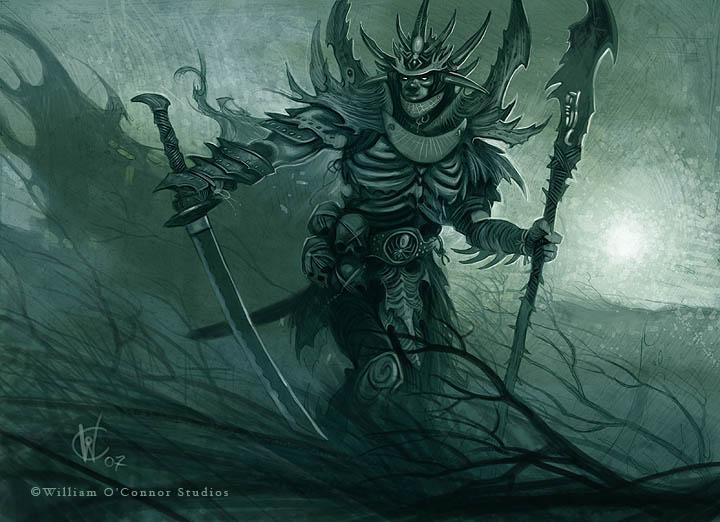 Dark Samurai Concept